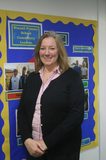 Alison Rhodes - Head teacher and Deputy DSL