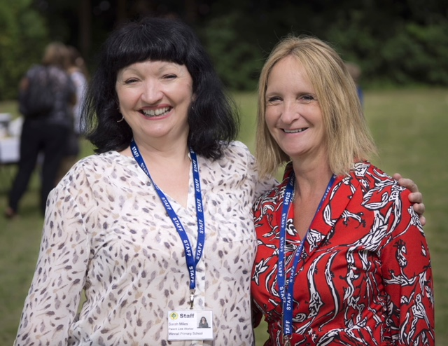 Mrs Miles & Mrs Jameison - Summer Fete 2018