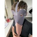 Mason's plague mask