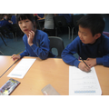 Year 5 creating a class charter