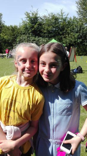 Summer fete 2019 - Face glitters