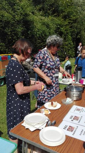 Summer fete 2019 - BBQ & Cafe