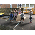 Exploring ramps and cars