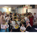Great costumes Year 4!