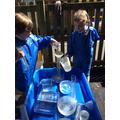 We enjoyed exploring capacity