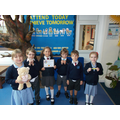 Attendance wk 1 Blue and Yellow Classes, Wk 2 Blue