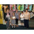 Bronze Award 17th July