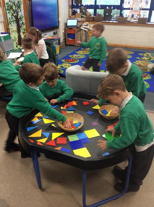 Maths- Space, shape & measure