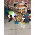Playing houses