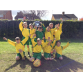 Year 3 and 4 Football - Tournament Champions!!!!