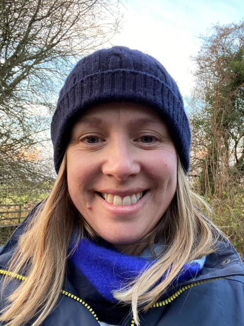 Communications Officer - Claire Jost