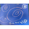 F/ m art- spirals on snail shells