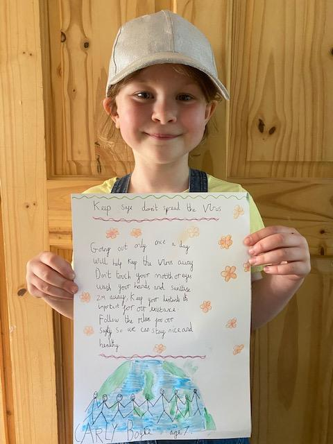 Read Carly's fabulous poem.