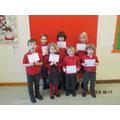 Headteacher's Certificates