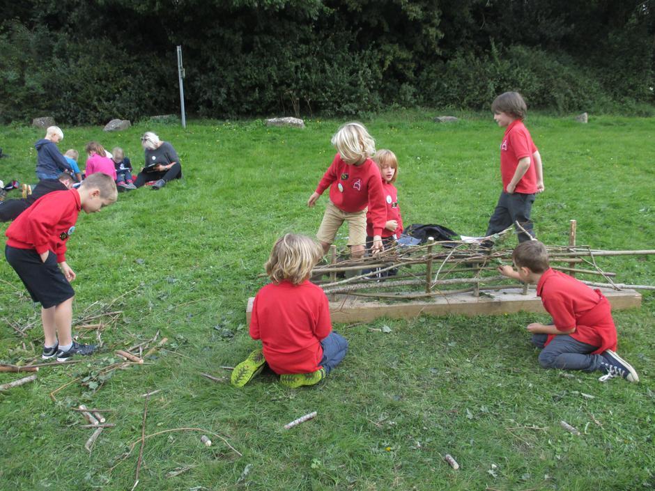 Making hurdles