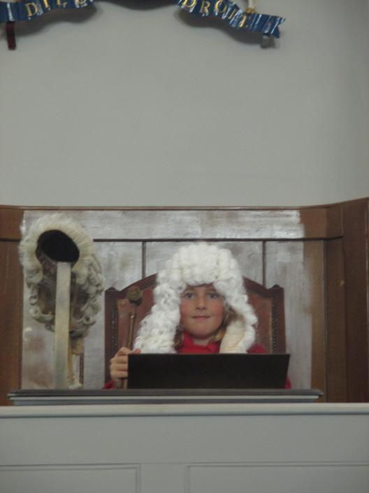 Judge (Cast 1)