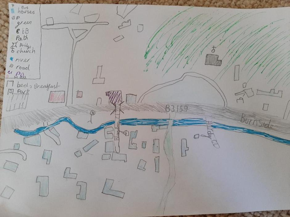 A detailed map from Sofia. Excellent!