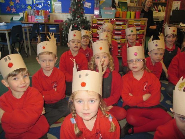 Reindeer hats