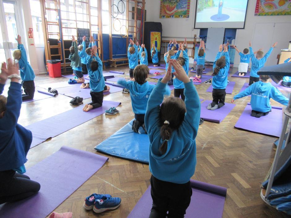 Year 3 - Yoga