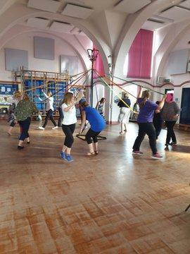 Teacher Training on Maypole Dancing 2019