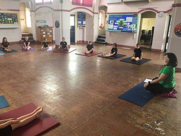 Year 3/4 Yoga 2019
