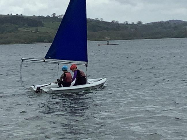 Year 6 Sailing 2021