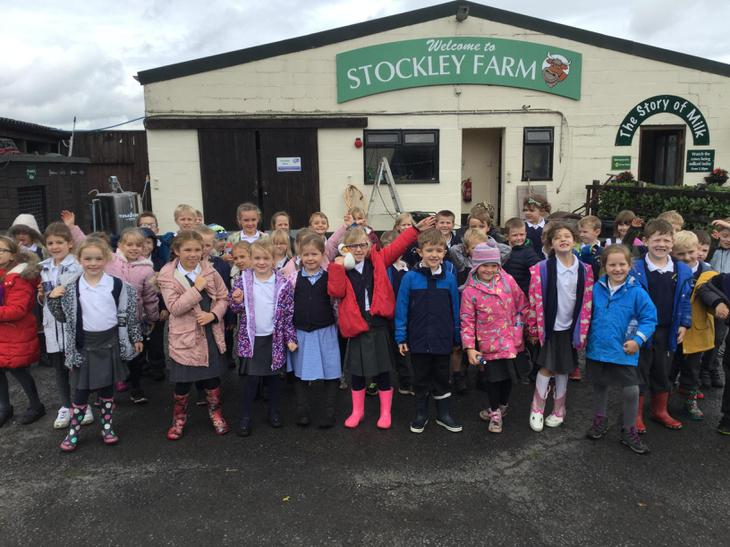 Year 2 visit to Stockley Farm