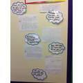 Some amazing work from Byland Class!