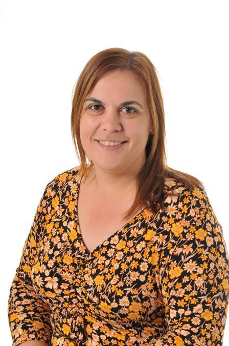 Mrs Faye Storey - Rievaulx Class Teacher