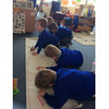 Drawing the Houses of Parliament