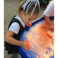 Carrot writing