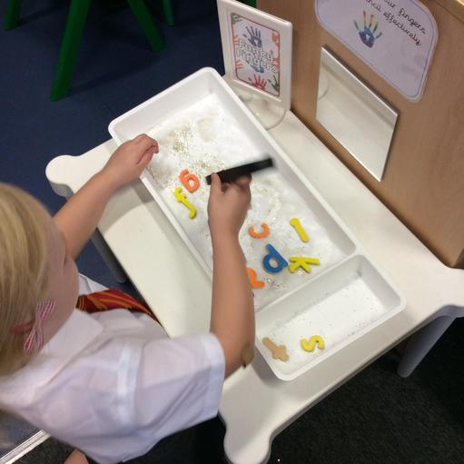 Building our fine motor skills