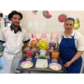 The yummy Easter egg prizes