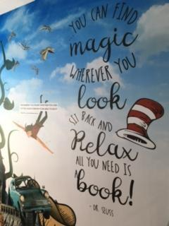 Where will your reading take you?