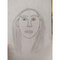 Ellie portrait