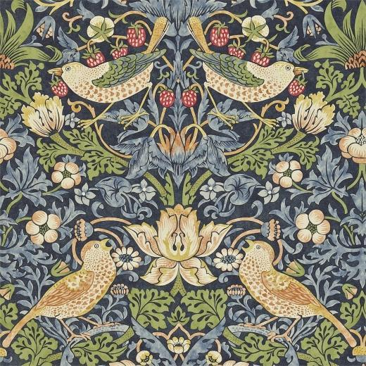 Strawberry Thief - William Morris