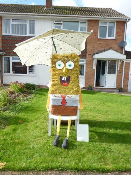 Over 100 scarecrows spotted by Scott