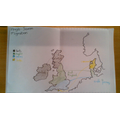 Super Anglo-Saxon invasion map work