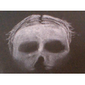 Chiaroscuro portrait
