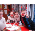 Having fun for Red Nose Day