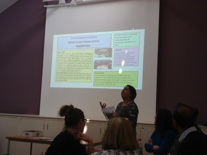 EAL Champions Marketplace Presentation of Project