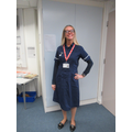 Mrs Cooper-Marsh said thanks to the NHS