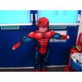 Spiderman, spiderman