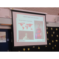 Josephine Burgess' Save the Children assembly