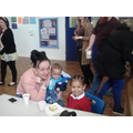Reception Easter Families Event