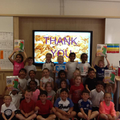 A BIG THANK YOU for our Cereal!