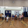 Raising money through physical activities