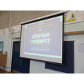 The School Council's Assembly - RESPECT