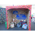 Our Non-Fiction Reading Den