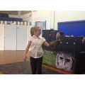 Falconry UK visited Years 2 and 5